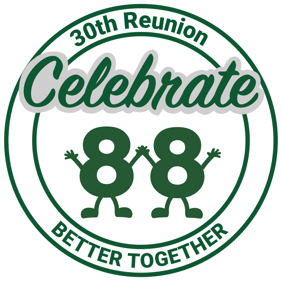 Dartmouth Reunion logo 1988