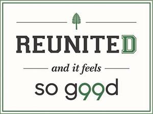 99 Reunion logo