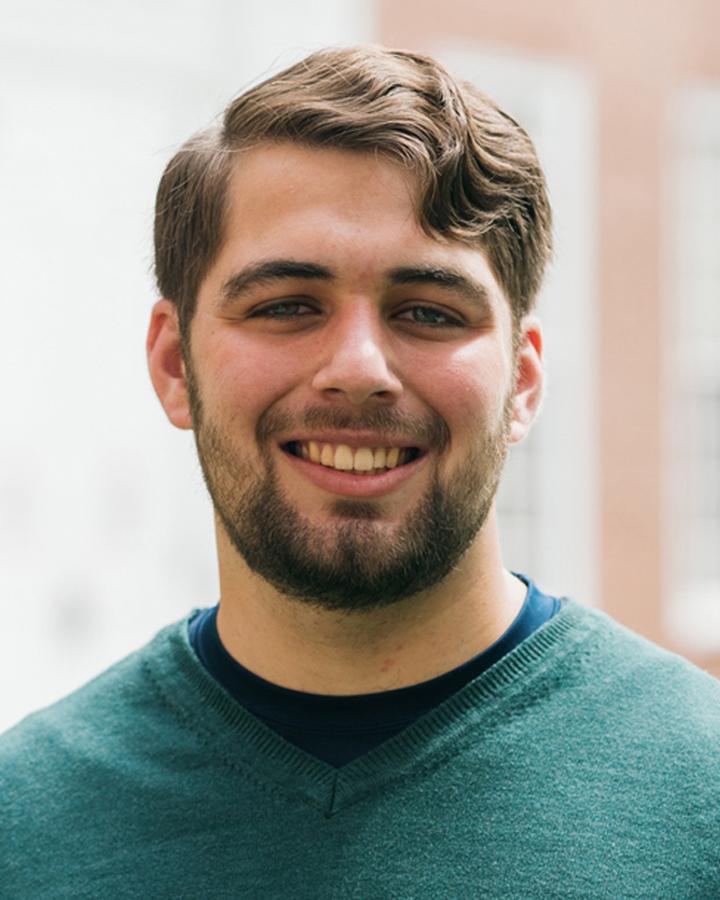 Jared Cape '21
