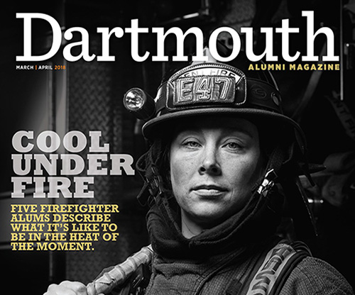 March Dartmouth Alumni magazine