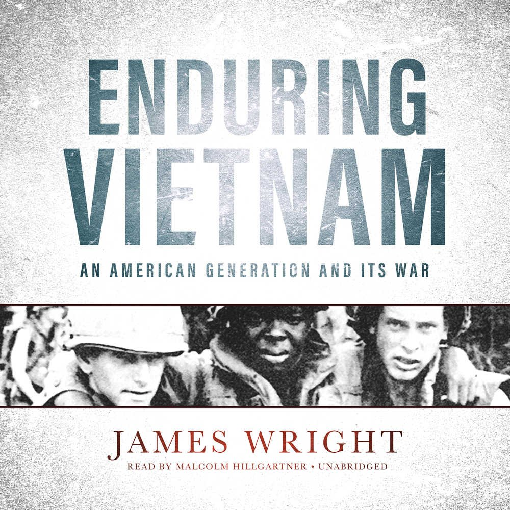 Enduring Vietnam book cover
