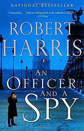 And Officer and a Spy book cover