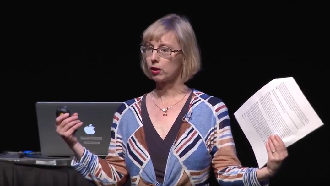 Lynn Ellen Patyk, assistant professor of Russian