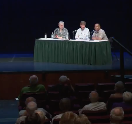 Protestant Reformation panelists