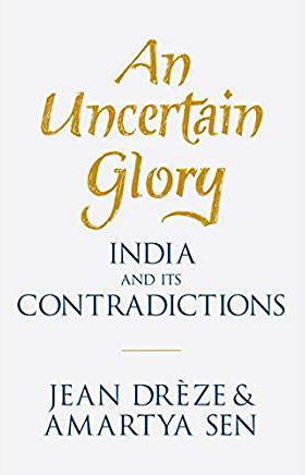 An Uncertain Glory book cover