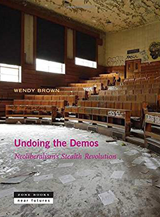 Undoing the Demos book cover