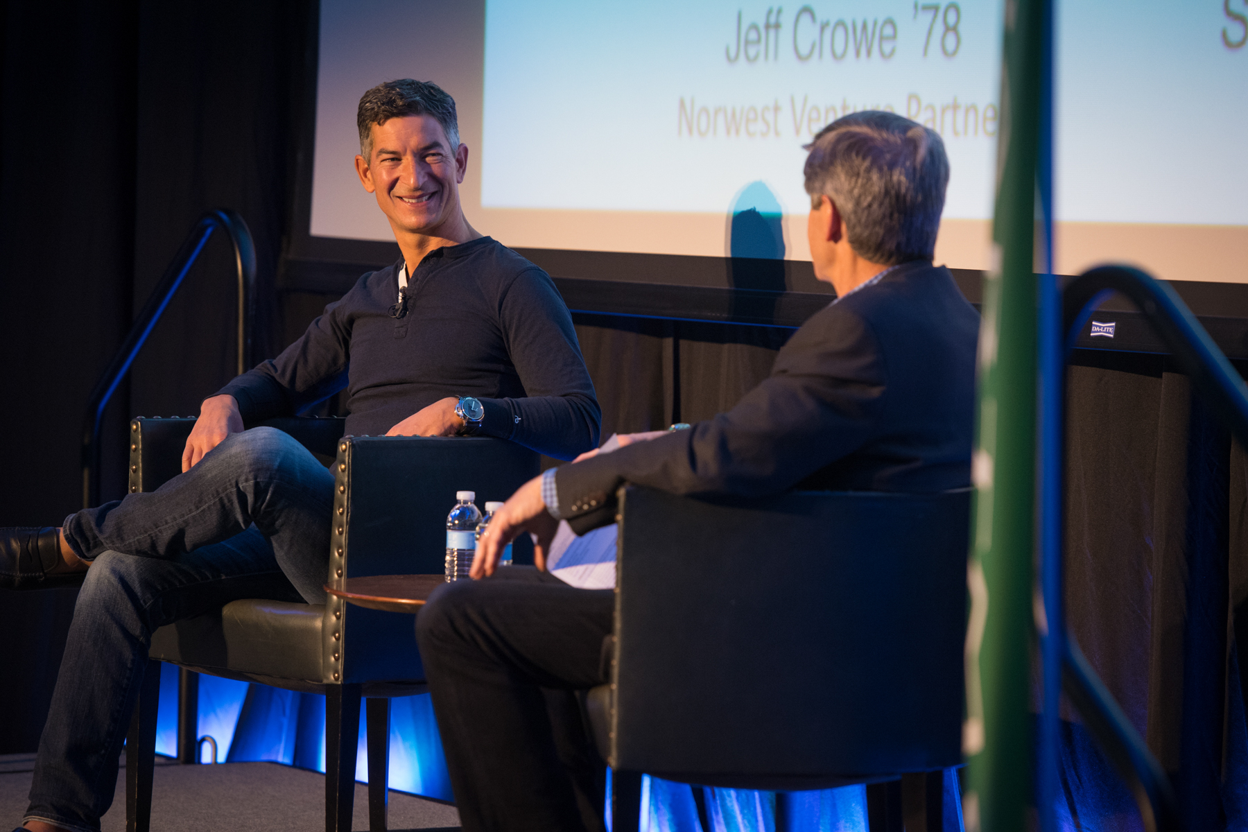 Steve Hafner and Jeff Crowe