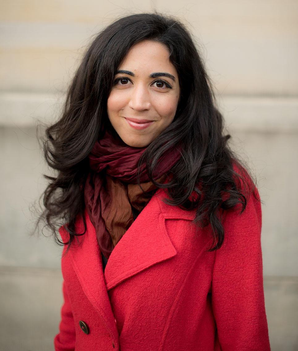 Emily Esfahani Smith '09