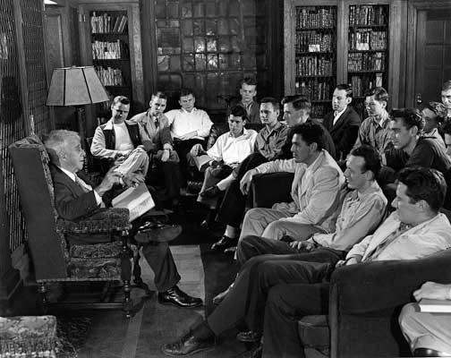Robert Frost, 1947