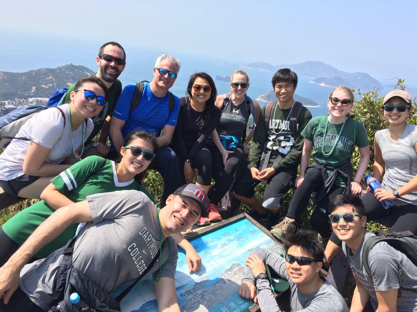 Dartmouth Alumni in Hong Kong