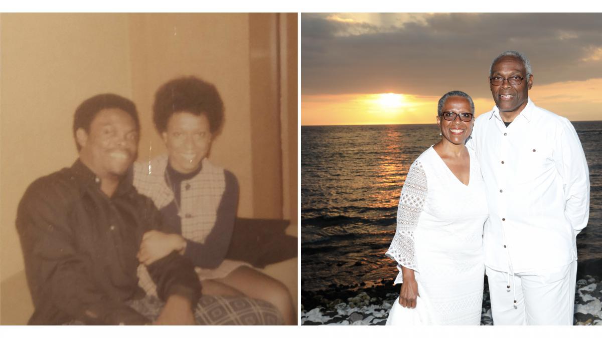 Kenneth (Ken) Marable '74 and Joan (Tyler) Marable '76