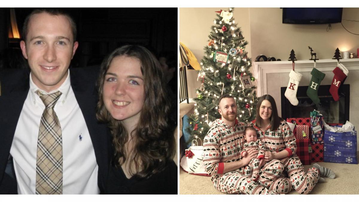 Mike Schowalter '07 and Katie Boyne '07