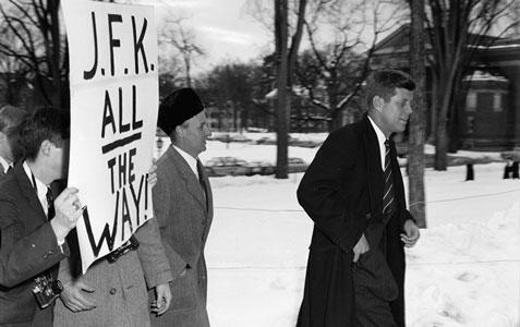 JFK and Irish America