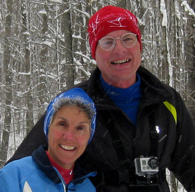 Richard Hoeg '78 and his wife Molly