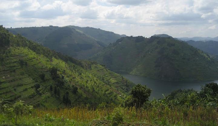 Lake Burera in Rwanda. (courtesy photo)
