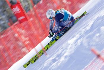 Libby Ludlow Downhill
