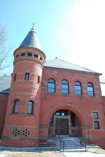 Wilson Hall Dartmouth
