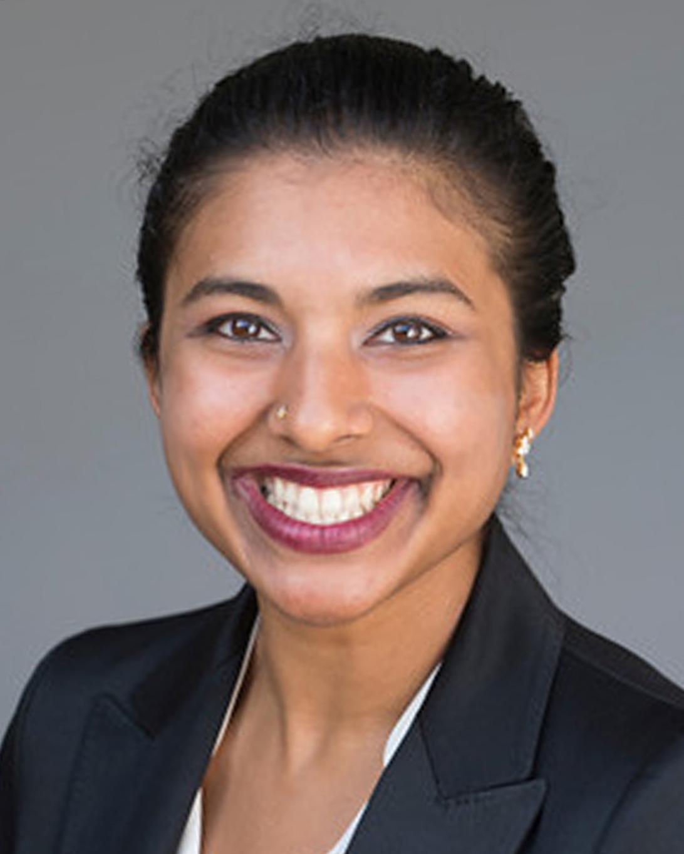 Amrita Sankar '12