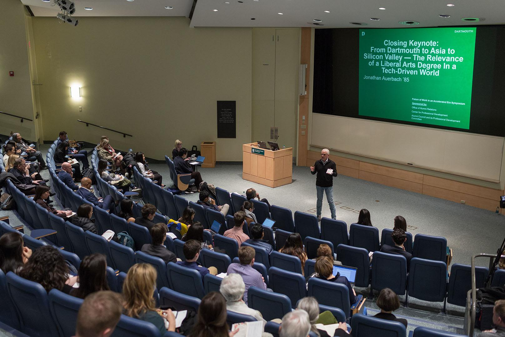 Five Things to Know About the Future of Work | Dartmouth Alumni