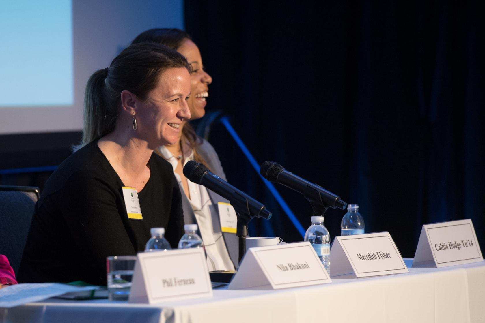 Annual Forum Inspires Entrepreneurs at All Stages | Dartmouth Alumni