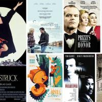 Movie poster collage