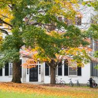 Fall at Reed hall