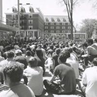 Dartmouth class of 1970 student strike