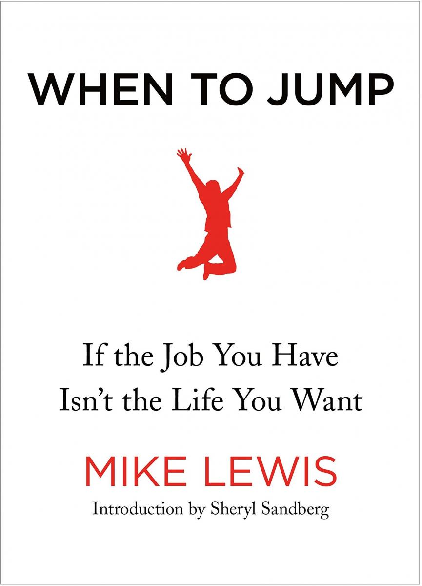 When to Jump book cover